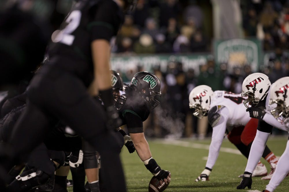 Football: Ohio's last three meetings with Northern Illinois