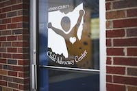 Athens County Child Advocacy Center, a non-profit organization, is located on W Union Street.