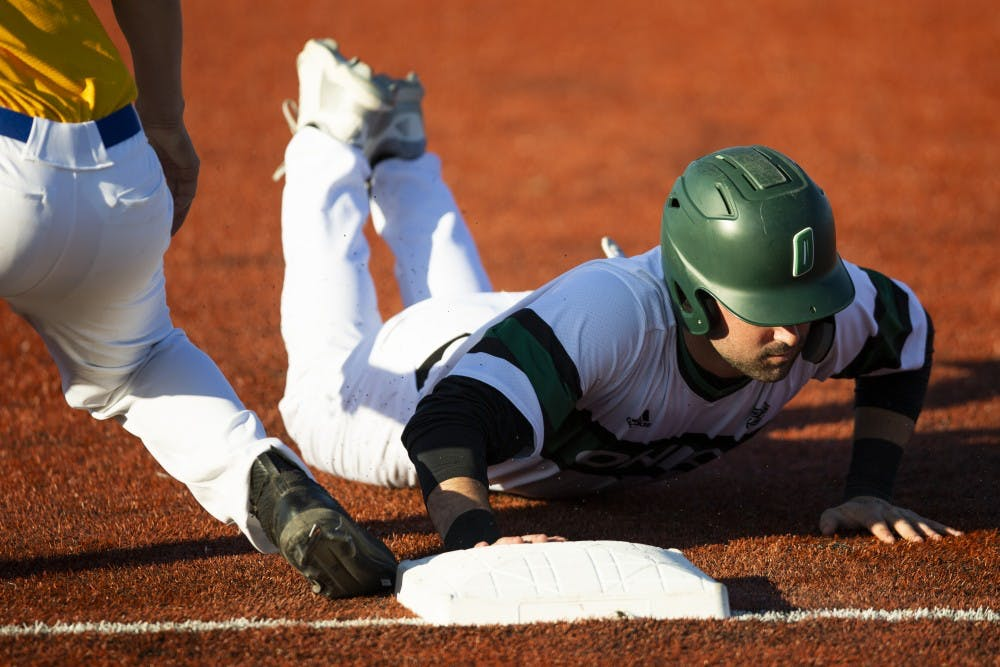 Baseball: Ohio swept by Northern Illinois on the road