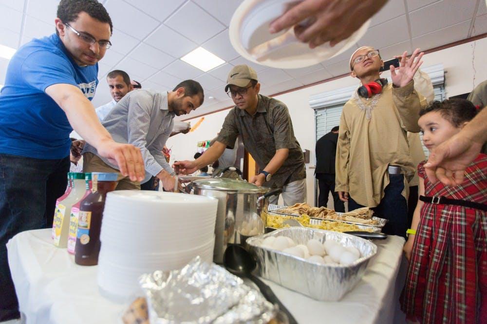 "Muslim Student Association to celebrate ""the feast of sacrifice"" Saturday"