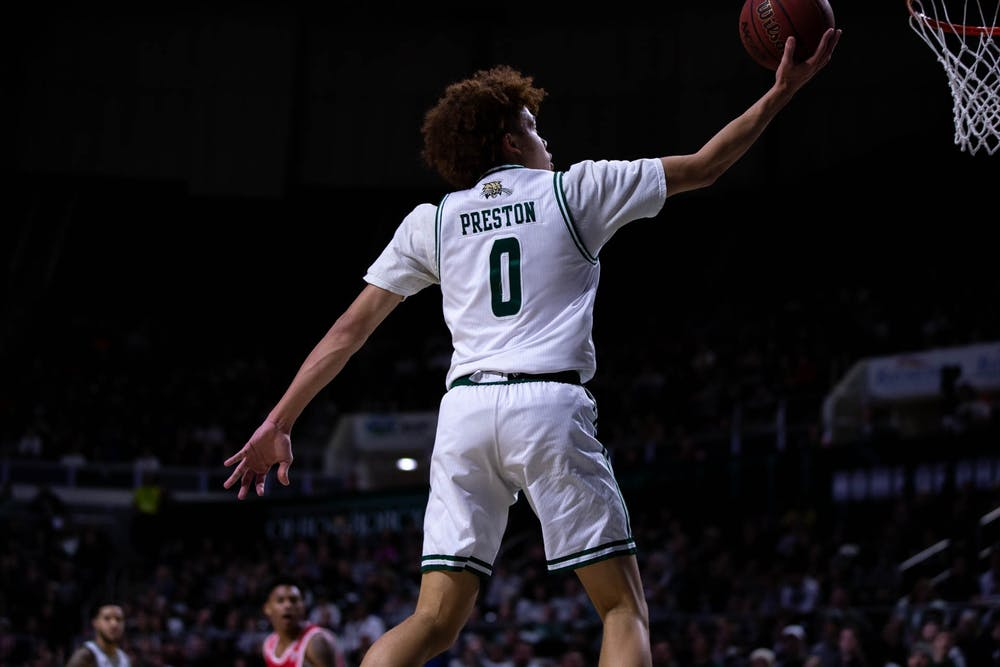 Men's Basketball: Numbers that mattered in Ohio's 87-72 loss at Kent State