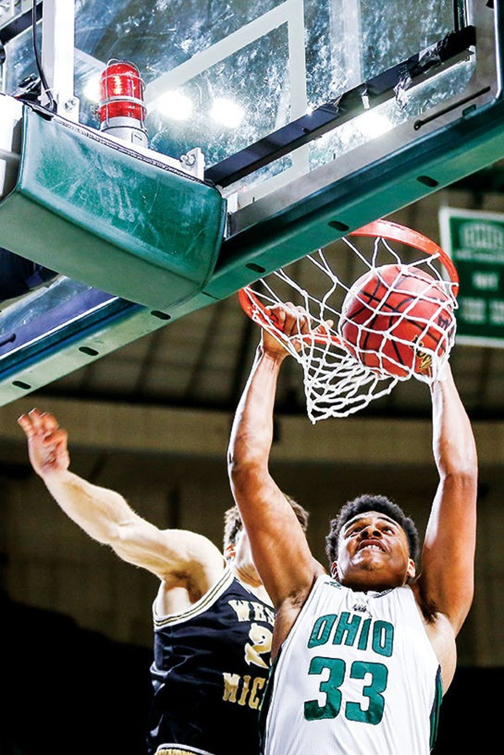 Men's Basketball: Antonio Campbell named AP All-American Honorable Mention