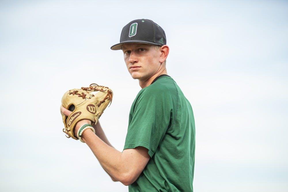 Baseball: How Jack Liberatore has risen to the top of Ohio's starting rotation