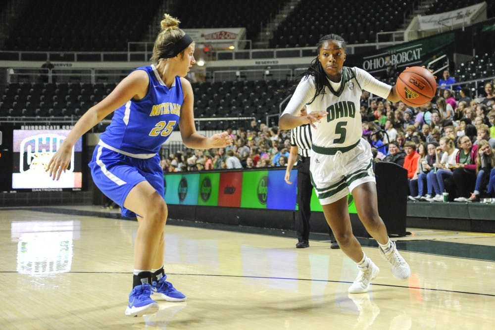 Women's basketball: Off-season notebook as Ohio hires new assistant coach, Alexis Stover transfers