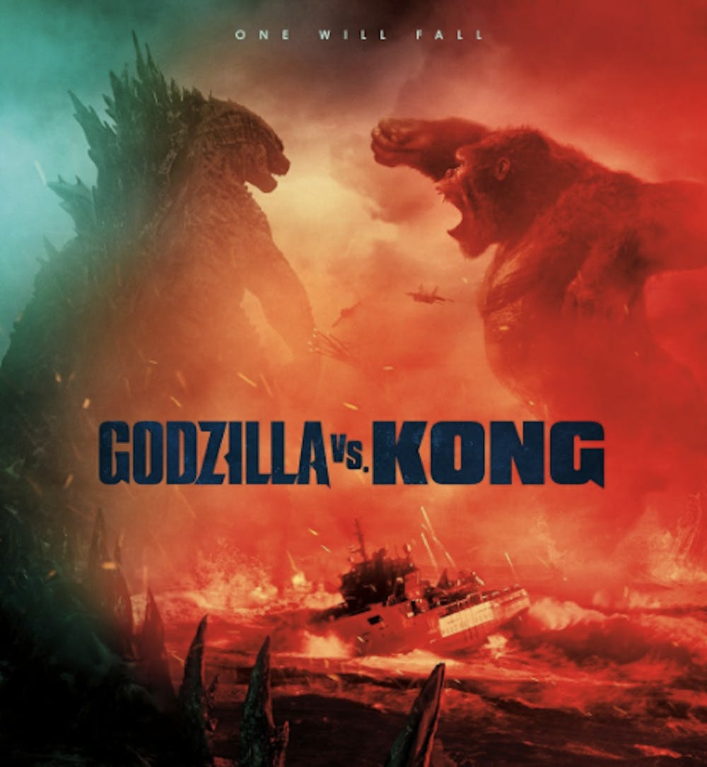 'Godzilla vs. Kong' is a spectacle to reinvigorate movie theaters