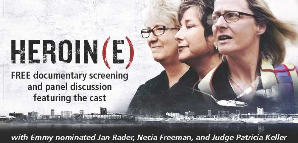 'Heroin(e)' documentary screening and discussion aim to educate audiences about opioid epidemic