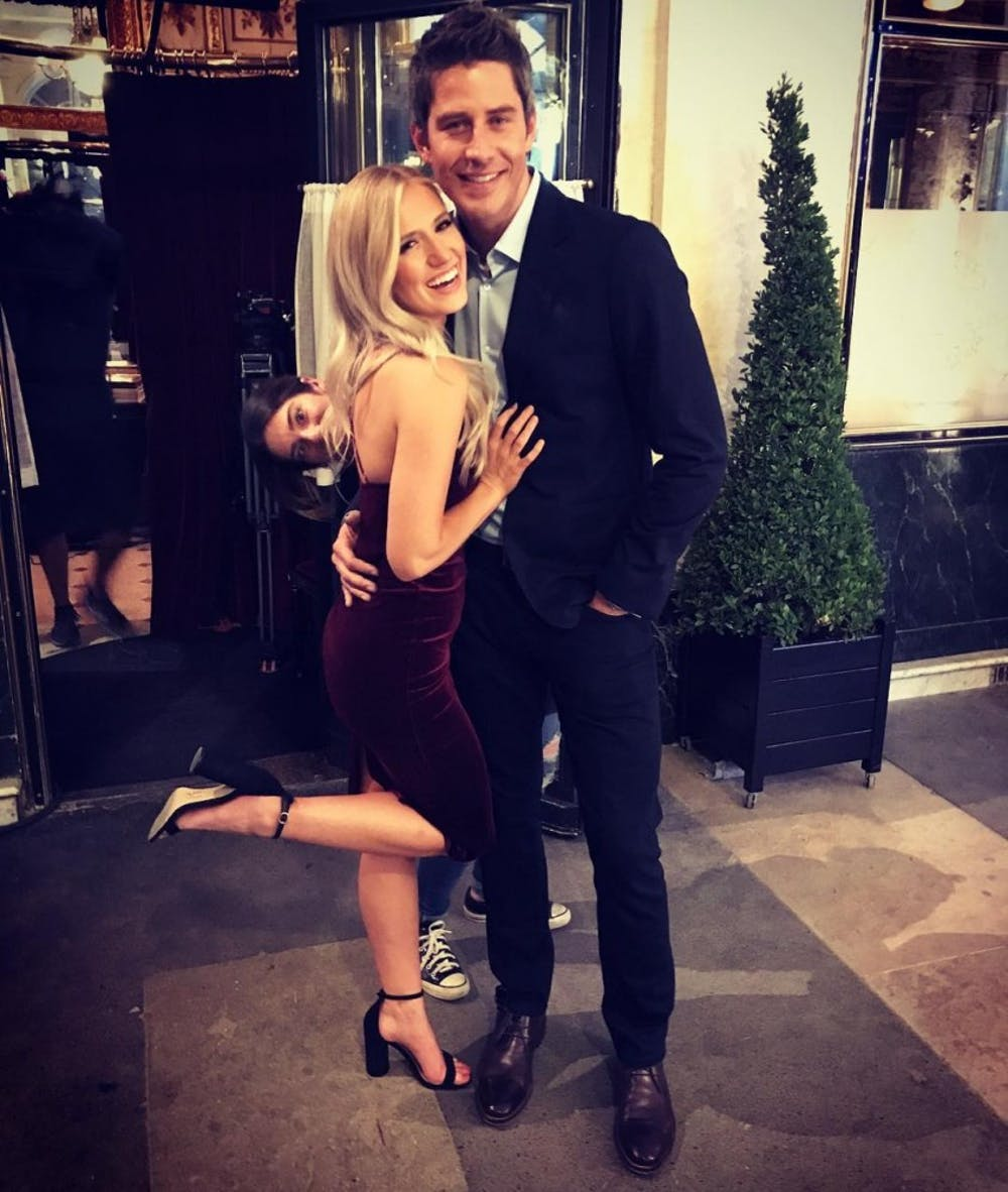 TV Review: Arie and Lauren from 'The Bachelor' get engaged on 'After the Final Rose'