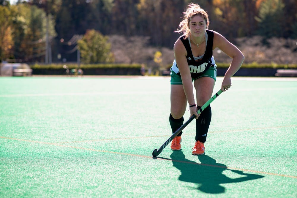 Field Hockey: Weslee Littlefield is no stranger to tough competition
