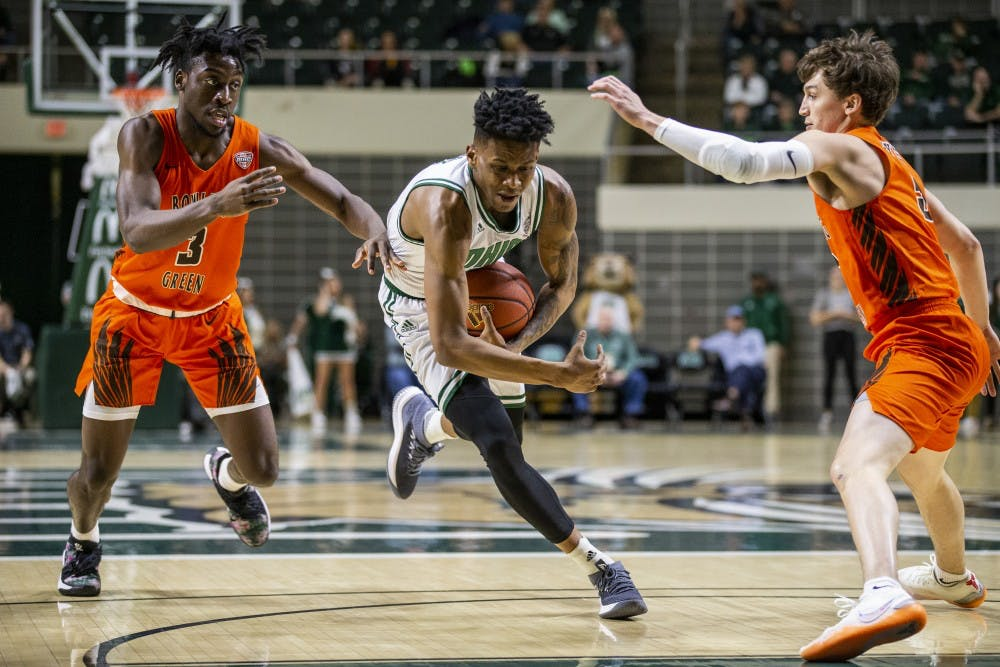 Men's Basketball: If the MAC Tournament started today