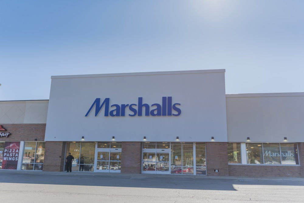 Marshalls to open later this month