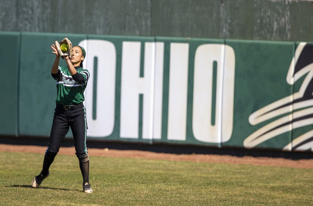 Softball: Ohio beats Bowling Green 4-3 after walk-off home run in extra innings
