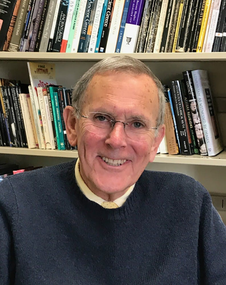 Distinguished Classics professor will deliver fall commencement address