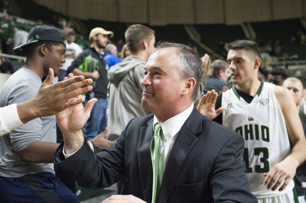 Men's Basketball: Ohio adds graduate transfer from Florida Gulf Coast