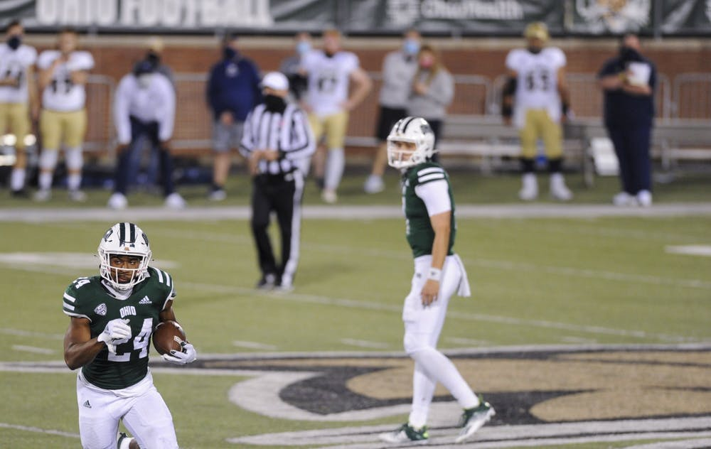 Football: How Ohio can prepare for the second half of its season