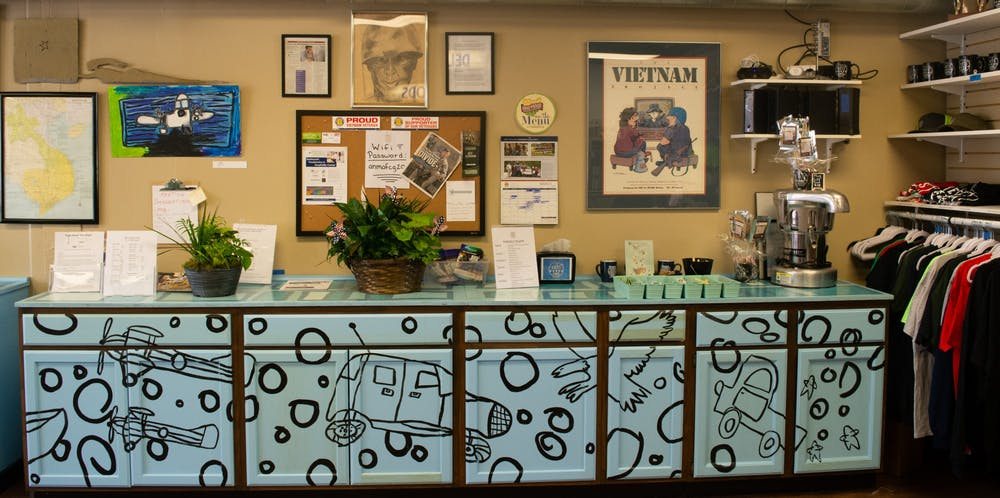 Ornery Vets Cafe opens after a year coronavirus-delay