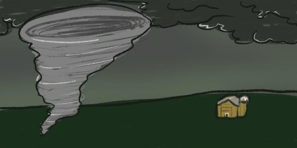 OU meteorology professor redefines idea of tornado formation