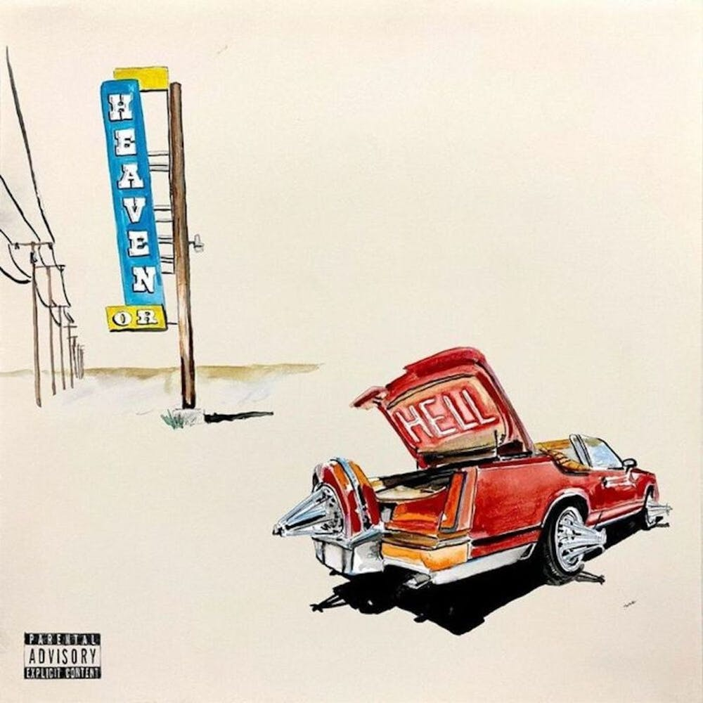 Album Review: Don Toliver shows great promise on 'Heaven Or Hell'