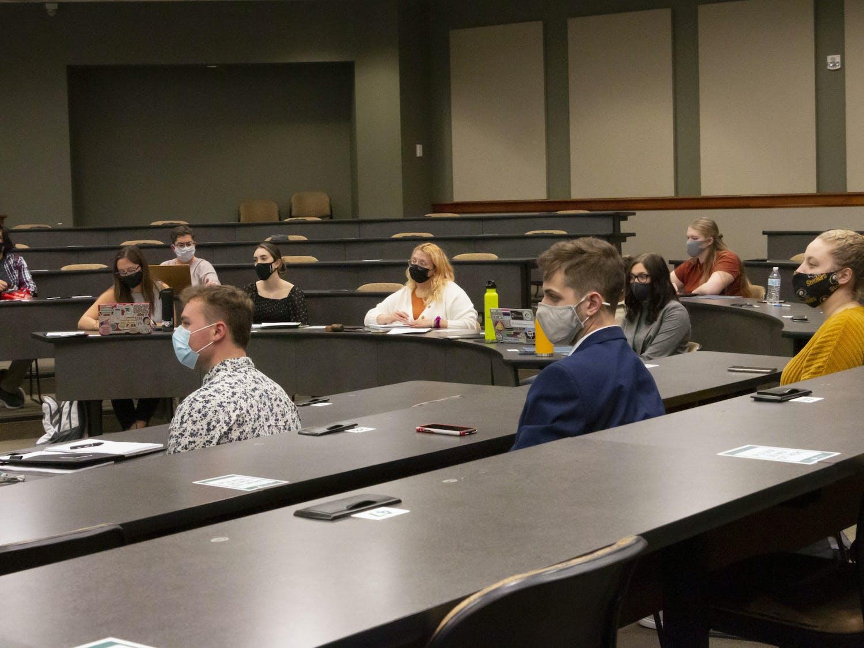 Student Senate Meeting