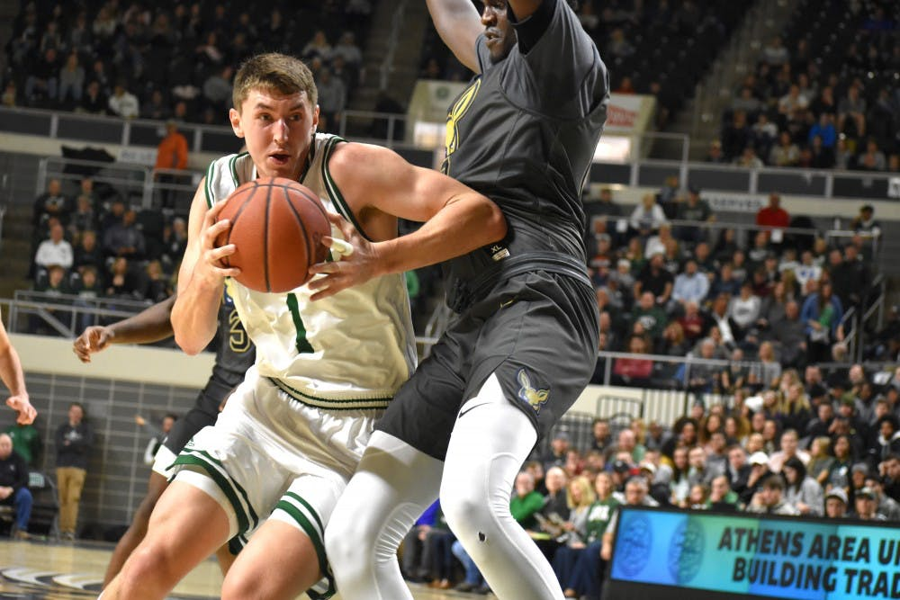 Men's Basketball: Jason Carter to transfer back to Ohio
