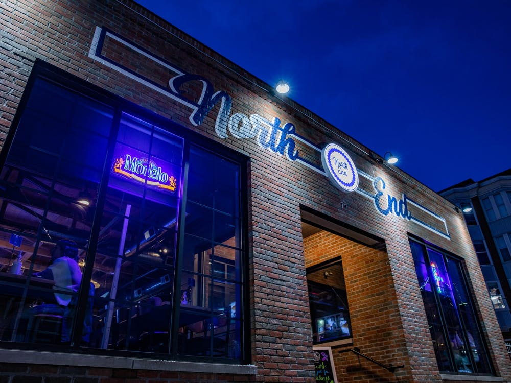 Athens' newest addition to Court Street is North End, serving tacos and margaritas to its new customers on Tuesday, Feb. 2, 2021.