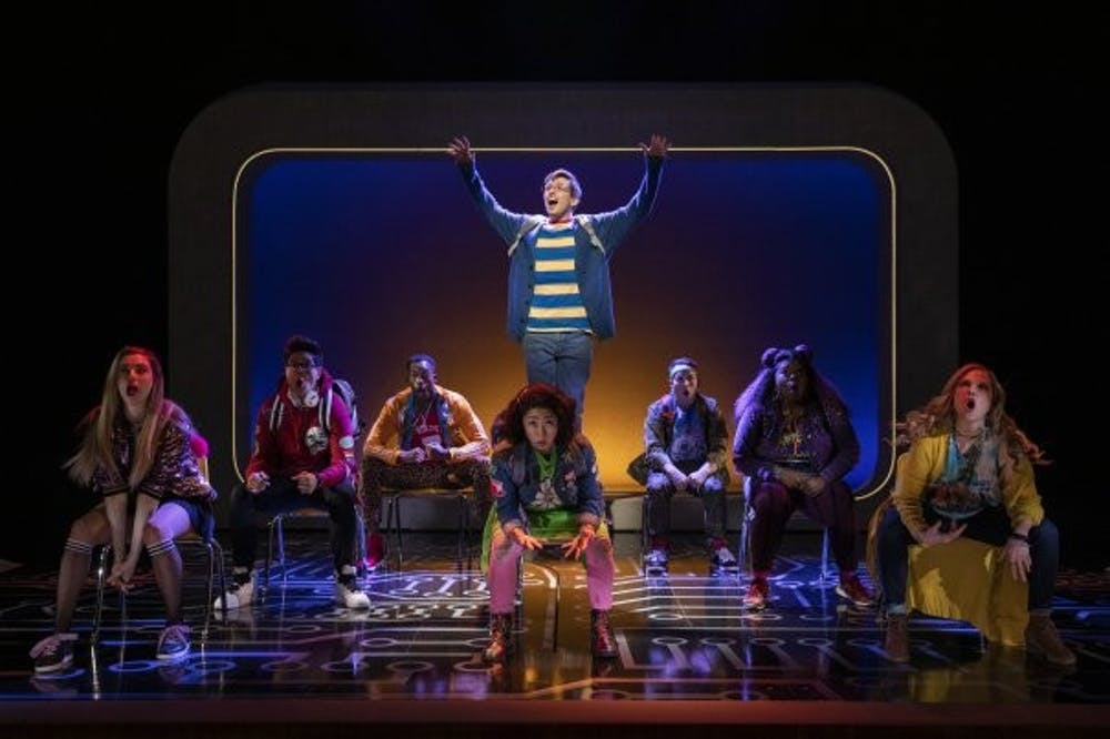 Theater Review: 'Be More Chill' targets a younger audience with sci-fi, high school-centered themes