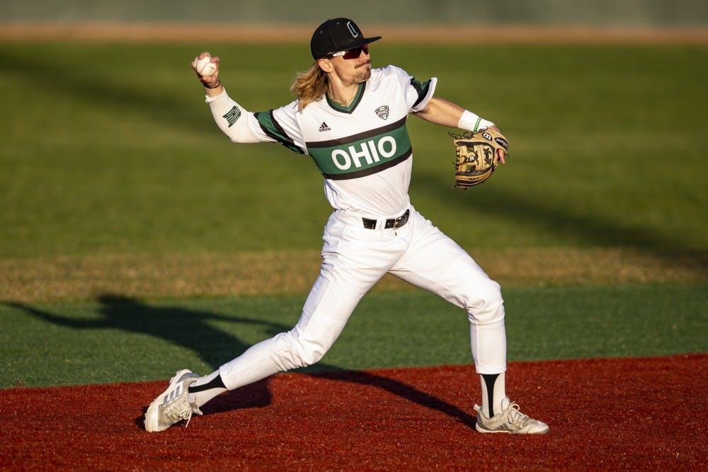 Baseball: Kutt dominates Toledo