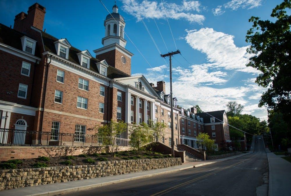 Slight increase in upperclassmen living on campus