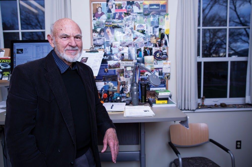 Ohio University professor pioneer in renewable energy