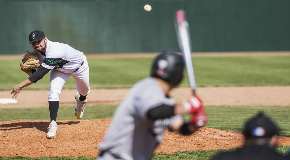 Baseball: Ohio loses road series against Toledo