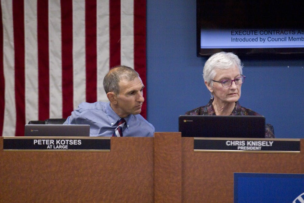 City Council: Members discuss increase in some city code fees