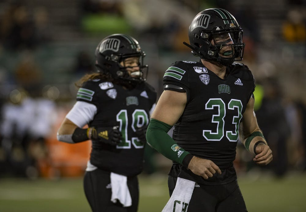 Football: Ohio loses to Western Michigan 37-34 in overtime to close out home games