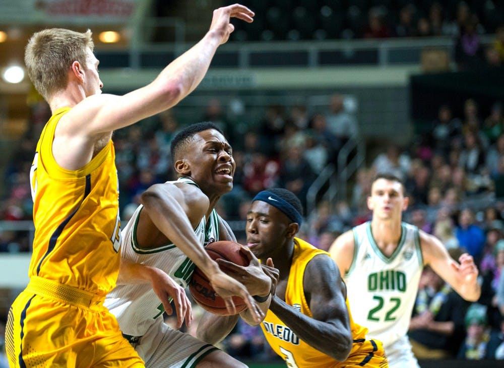Men's Basketball: Ohio heads to Ypsilanti to face lengthy zone defense