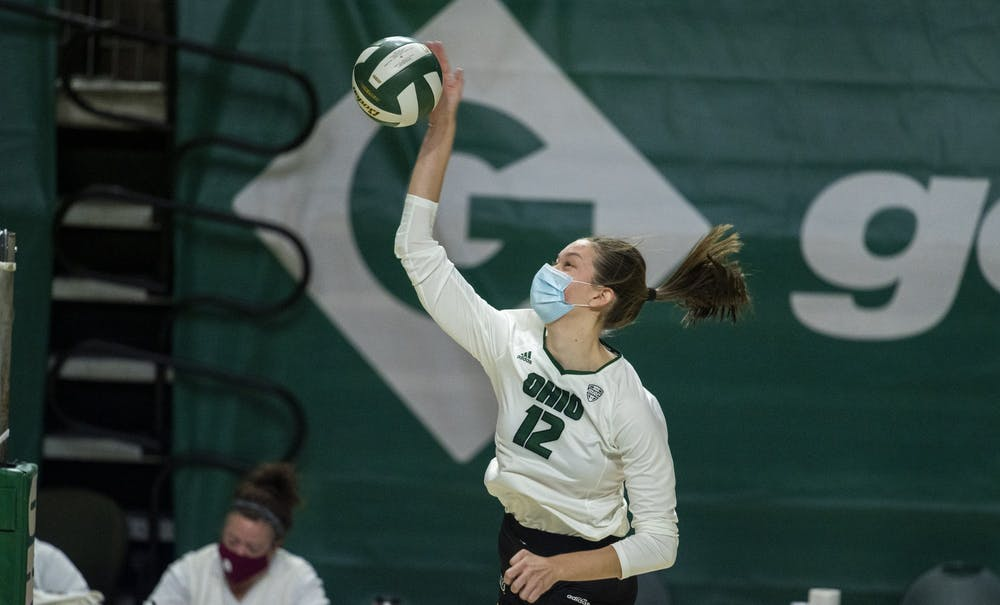Volleyball: 2021 season comes with sacrifices
