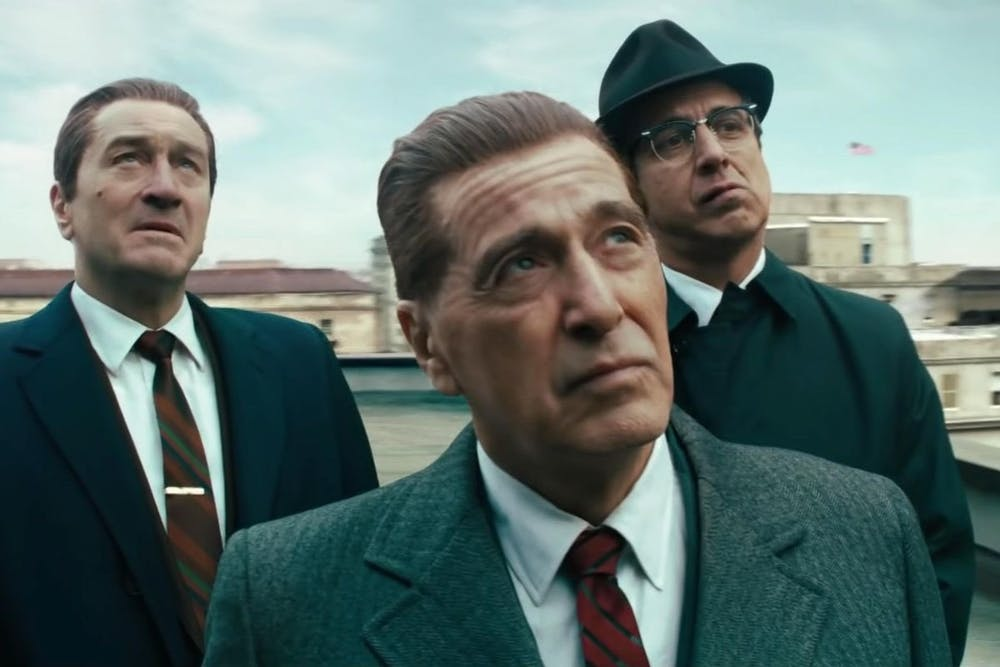 Film Review: The unforgiving length of Martin Scorsese's 'The Irishman' is what makes it so good