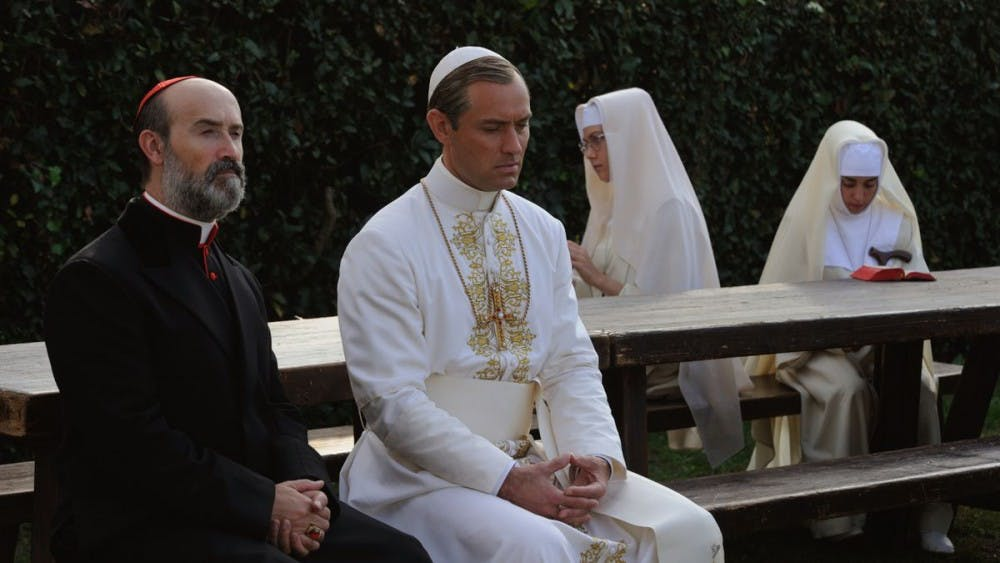 TV Review: 'The Young Pope' series is a visual and symbolic masterpiece