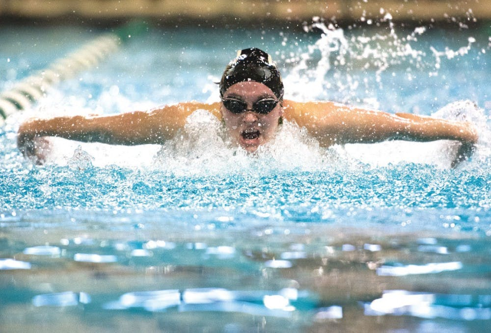 Swim and Dive: Ohio loses its final meet of 2016