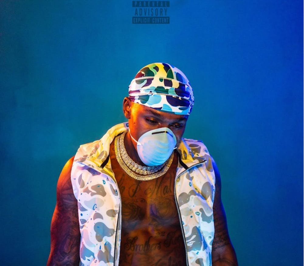 Album Review: DaBaby disappoints on 'BLAME IT ON BABY' - The Post