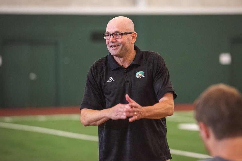 Football: News and notes from Tim Albin's first press conference as coach