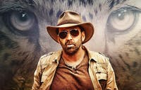 Nicolas Cage will play Joe Exotic in an upcoming series. (Photo provided via @IGN on Twitter)