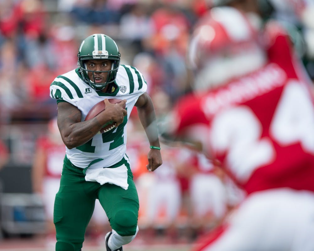 Football: Ohio looks to take back win from Bowling Green on Saturday