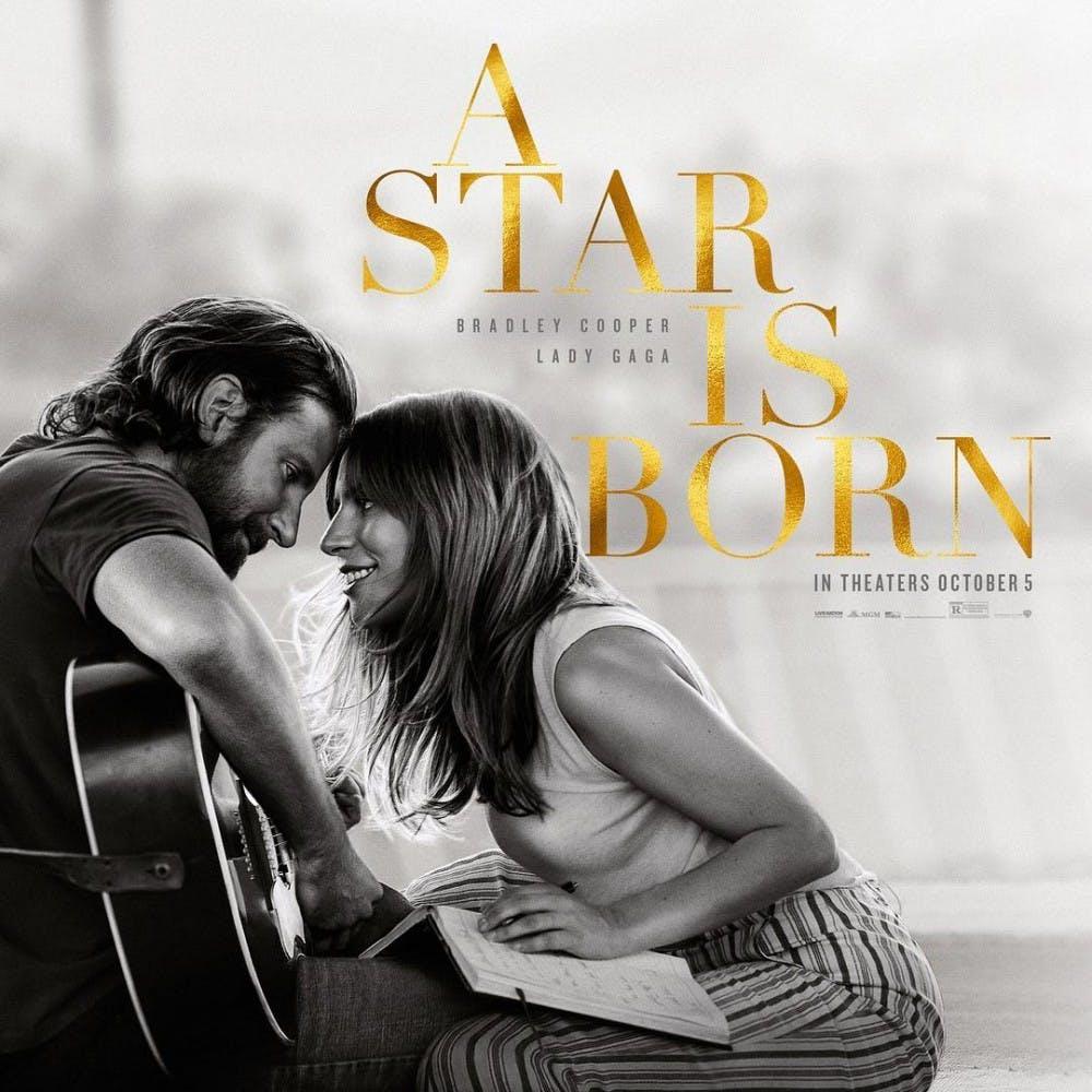 Star was born - the film in 2018 34