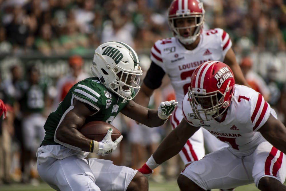 Football: What to know about Ohio's Week 3 opponent, Louisiana