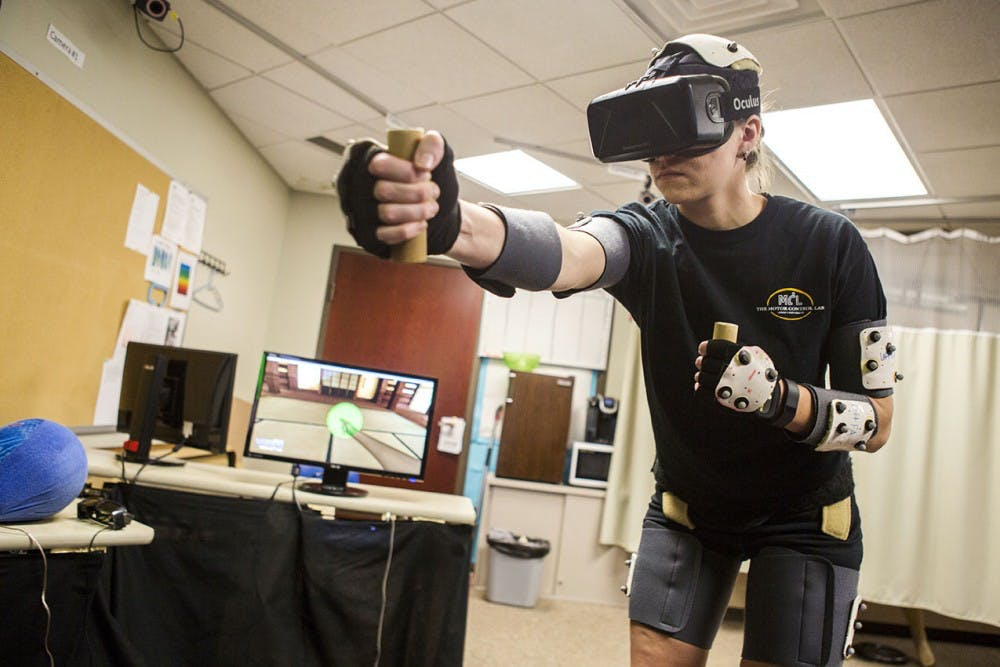 Virtual reality opens a world of physical therapy opportunities