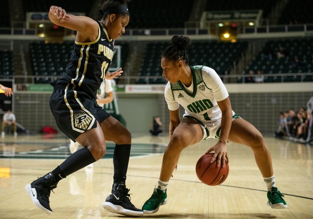 Women's Basketball: Fast reactions from Ohio's 88-70 loss to Central Michigan