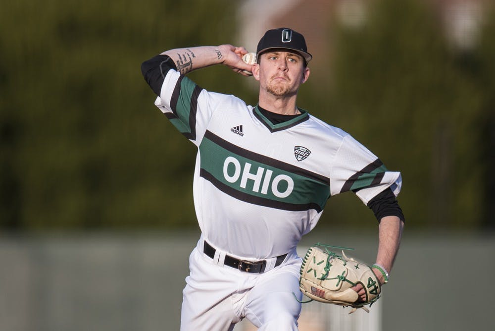 Baseball: Piechnick homers, but Ohio falls at Marshall