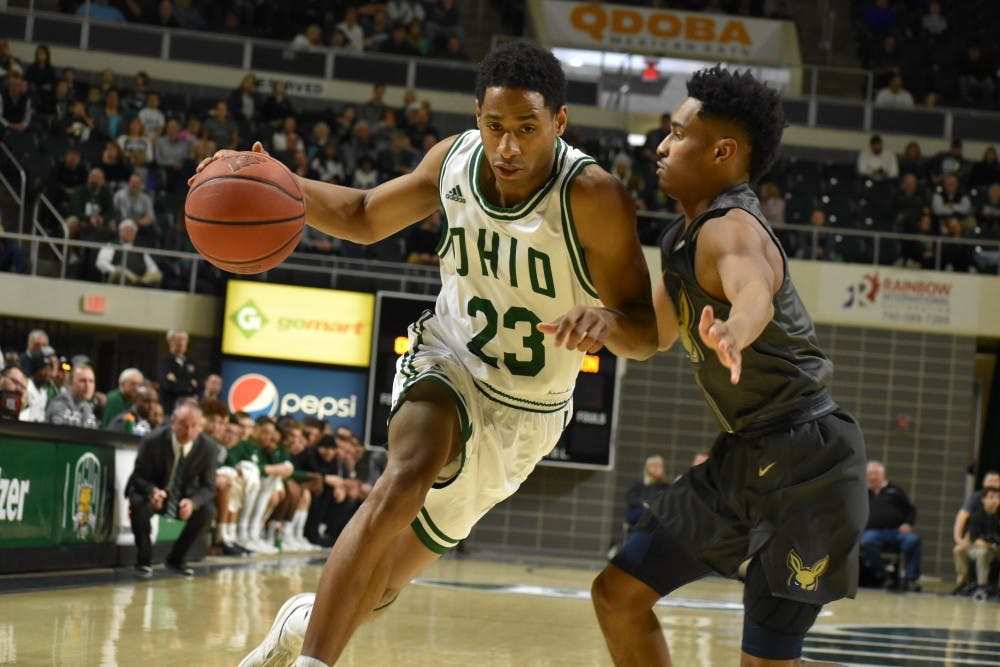 Men's Basketball: Stats that mattered in Ohio's 79-59 loss to Miami