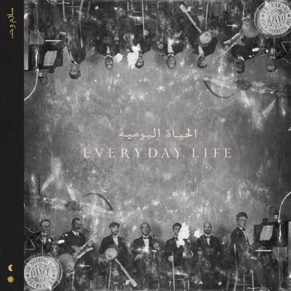 Album Review: The best 5 tracks from Coldplay's genre-bending 'Everyday Life'