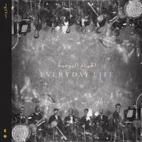 Coldplay's eighth studio album, 'Everyday Life,' sees the band grow even further. (Photo provided via @MusicWeek on Twitter)