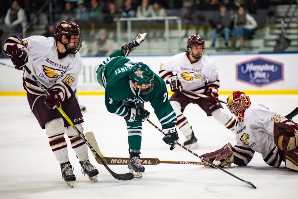 Hockey: Robert Morris-Illinois scouting report