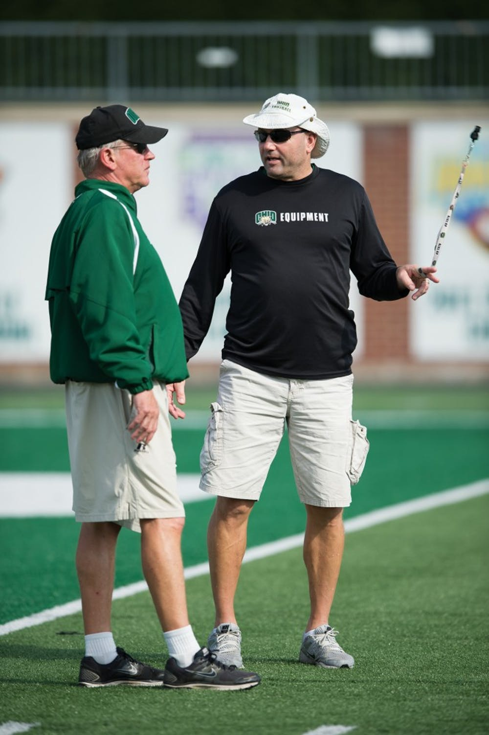 Football: Long-time coordinators are key to Ohio's championship chances